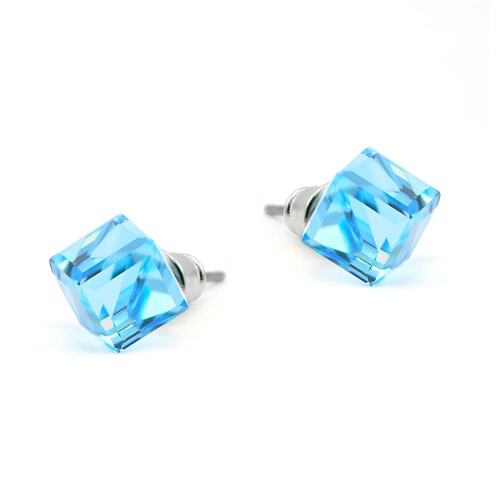 Crystal Stud Earrings EMB10.2