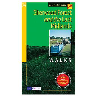 Pathfinder® Sherwood Forest & the East Midlands Walks Guide