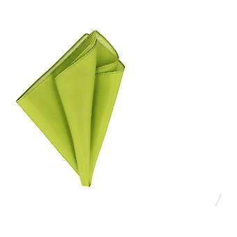 Frédéric Thomass handkerchief basic handkerchief Grand towel light green Pochette silk