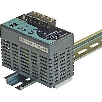 Dehner Elektronik DRP-020D-5F DIN Rail Power Supply 5Vdc 4.0A 20W, 1-Phase