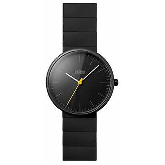Braun Unisex Black Ceramic Dress BN0171BKBKG Watch