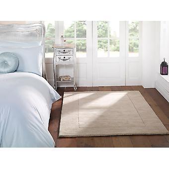 Natuurlijke texturen Plain moderne wol tapijt
