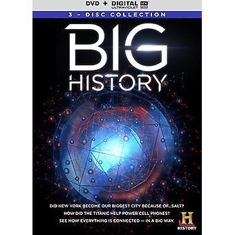 Big History [DVD] USA import