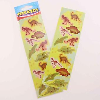Dinosaur Fun Stickers