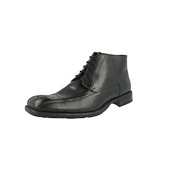 Mens Mancini Leather Shoes « A3001 »