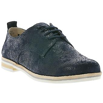 CAPRICE Alba shoes ladies leather shoes Blue 9-23200-28 857