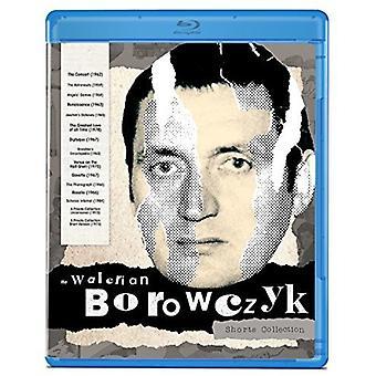 Walerian Borowczyk: Short Films [Blu-ray] USA import