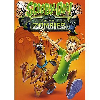 Scooby-Doo! & importer les Zombies [DVD] é.-u.
