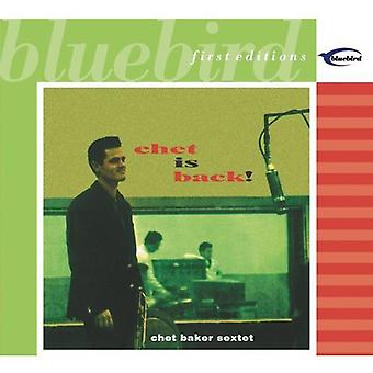Chet Baker - Chet Is [CD] USA import