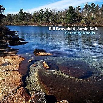 Brovold, Bill / Saft, Jamie - Serenity bakker [Vinyl] USA import
