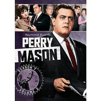 Perry Mason: Vol. 2-Season 7 [DVD] USA import