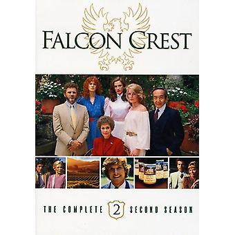 Falcon Crest: Complete Second Season [DVD] USA import