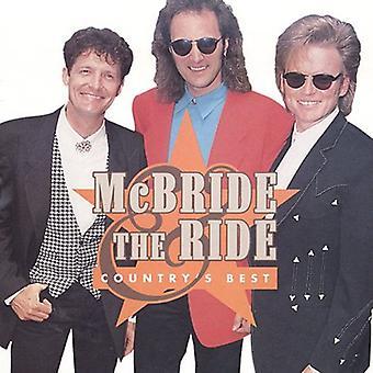 McBride & Ride - landets bedste [CD] USA importerer