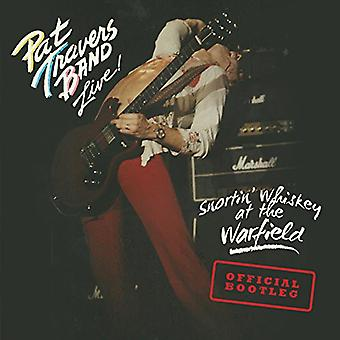Pat Travers - Snortin bij de invoer van Warfield [CD] USA Whiskey