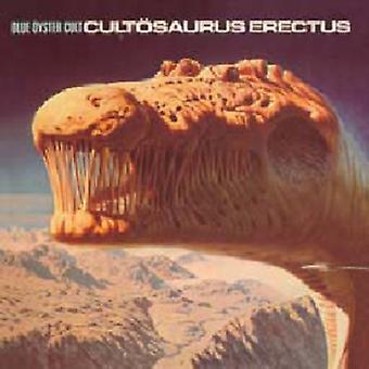 Blue Oyster Cult - Cultosaurus Erectus [CD] USA importerer