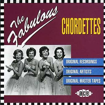 Chordettes - Fabulous Chordettes [CD] USA import