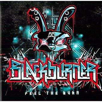 Blackburner - Feel the Burn [CD] USA import