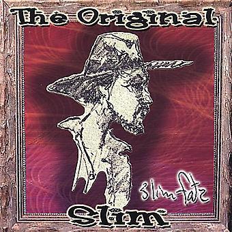 Slank Fatz - opprinnelige Slim [DVD] USA importere