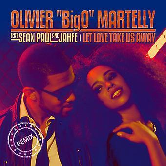 Martelly, Olivier / Paul, Sean - la kjærlighet ta oss bort [DVD] USA import
