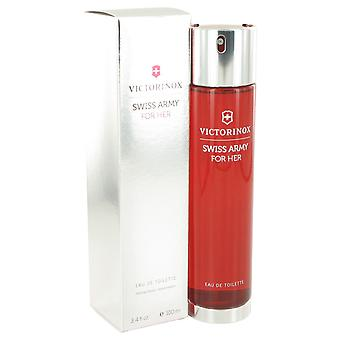 Swiss Army Women Swiss Army Eau De Toilette Spray By Swiss Army
