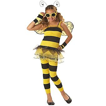 Little Honey Bumble Bee Dress Up Girl Costume