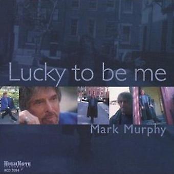 Mark Murphey - heldig at være mig [CD] USA import