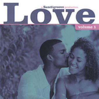 Kjærlighet - Vol. 1-Love [DVD] USA import