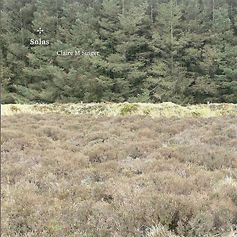 Claire M. Singer - Solas [CD] USA import