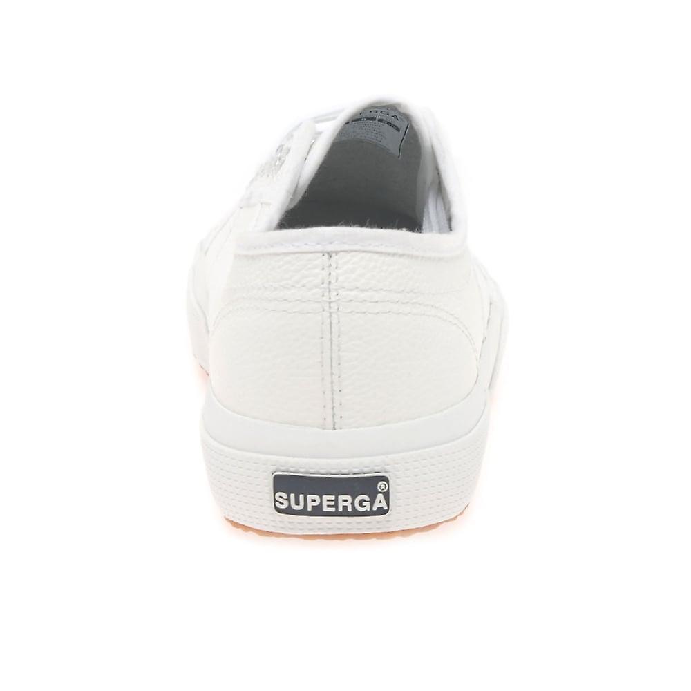 Up Shoes Lace Casual Cotu Womens Superga cqBIY4