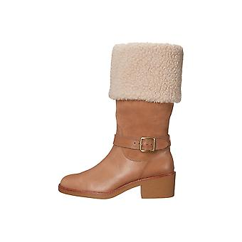 Coach Womens Parka Closed Toe Mid-Calf Cold Weather Boots