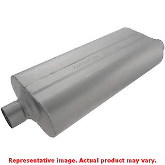 Flowmaster Performance Muffler - 70 Series Big Block II 52572 2.50in Center In