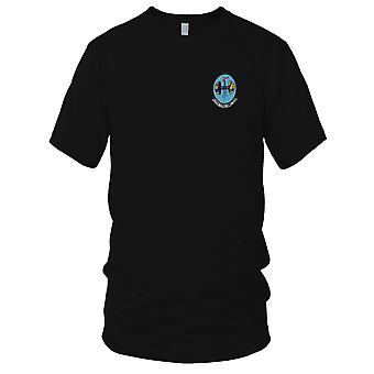 USAF Airforce - 18 Communications Squadron ricamato Patch - Mens T-Shirt