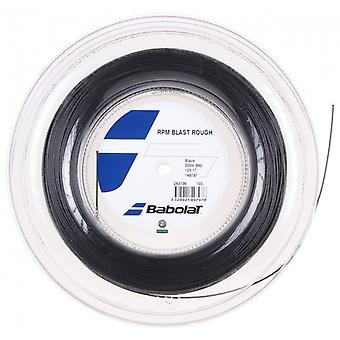 Babolat RPM blast 200 m rough string reel black