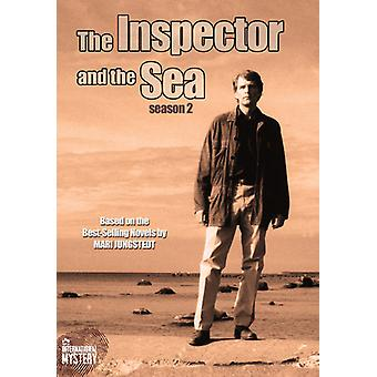 インスペクターと海: シーズン 2 【 DVD 】 USA 輸入