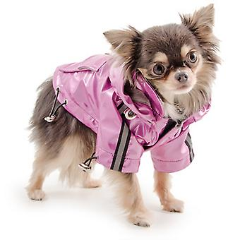 Ancol Pet Products Small Bite Hooded Waterproof Dog Mac