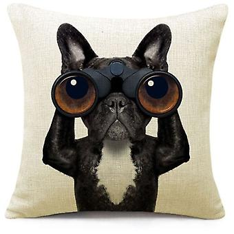 Superstudio Watchdog Cushion Cover 45X45- (Home , Textile , Cushiones)