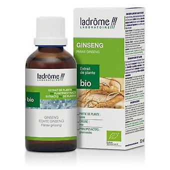 Ladrôme Ginseng Ext Bio 50Ml (Herbalist's , Natural extracts)