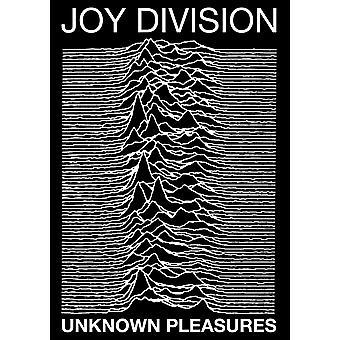 Joy Division Pleasures Pleasures Poster Poster Print