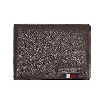Tommy Hilfiger – Corporate Extra – CC & Coin wallet – brown