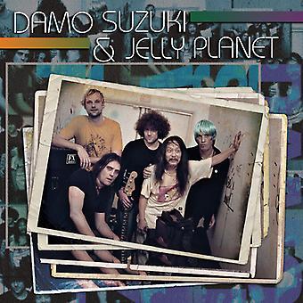 Suzuki * Damo / Jelly Planet - Damo Suzuki & Jelly Planet [Vinyl] USA import