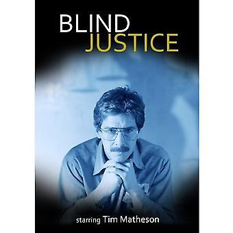 Blind rettferdighet [DVD] USA importere