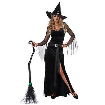Rich Witch Sorcerer Wizard Storybook Fairytale Book Week Womens Costume