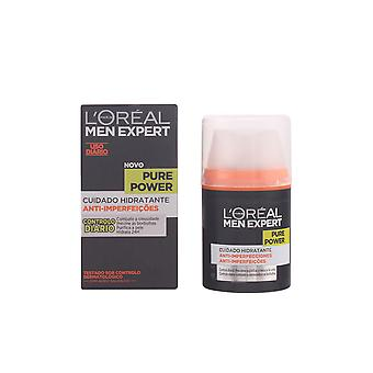 L'oreal Make Up Men Expert Pure Power Hidratante Anti Imperfecciones 50ml Mens