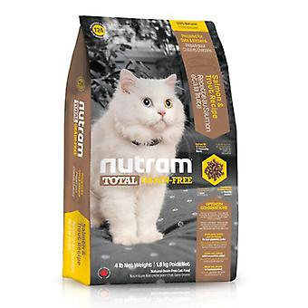 Nutram T24 Salmon And Trout Grain Free Natural Cat 6.8KG