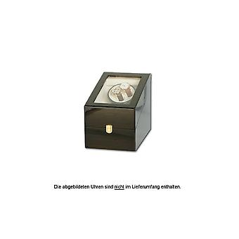 Portax Watchwinder classic 4 watches ebony Walnut Burl 1002274
