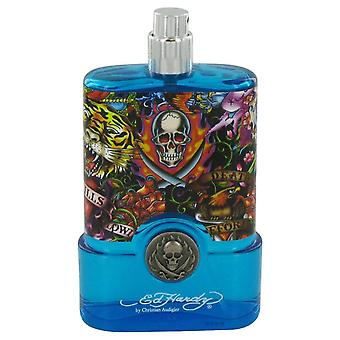 Ed Hardy Hearts & Daggers Eau De Toilette Spray (Tester) By Christian Audigier