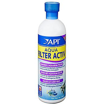 API Aqua Filter Activ 473 Fr/Nl/Sw (Fish , Maintenance , Water Maintenance)