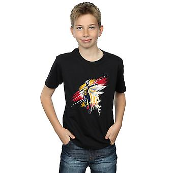 Marvel Boys Ant-Man And The Wasp Hope Brushed T-Shirt