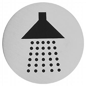 Urban Steel Shower Sign 7015