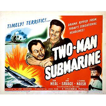 Two-Man Submarine Still